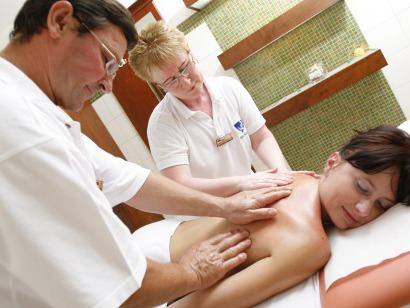 Párová masaž