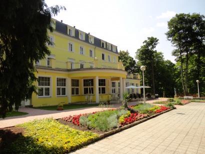 Lázeňský dům Prusík