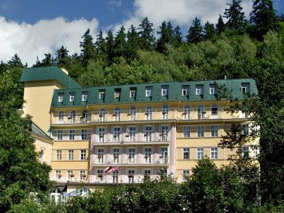 Celkový pohled na hotel