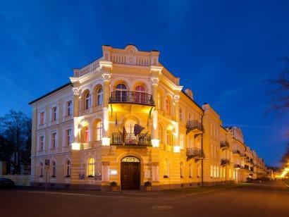 Lázeňský hotel Metropol***