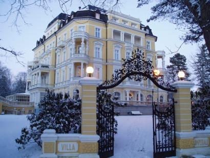 Lázeňský hotel Imperial****superior