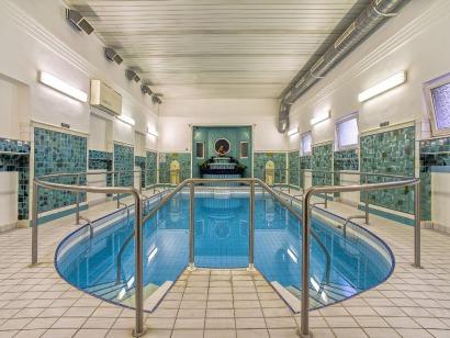 Hotel Zimní lázně - bazén