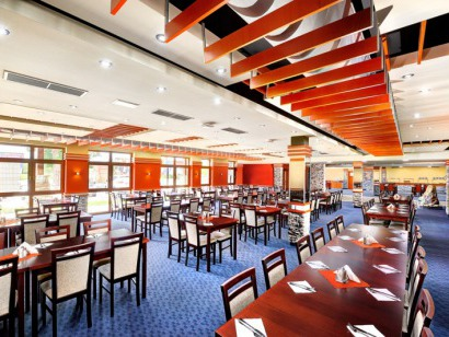 Gino Paradise Bešeňová - restaurace Culinaira