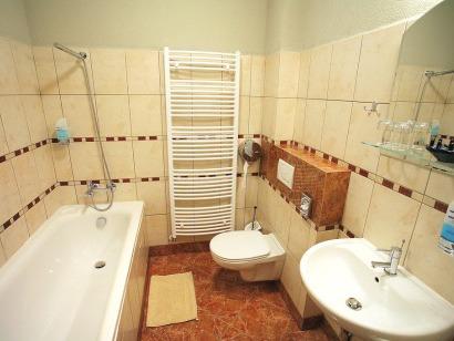 Gino Paradise Bešeňová - koupelna pokoje Standard