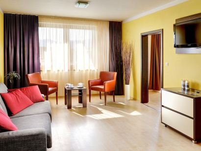 Gino Paradise Bešeňová - apartmá