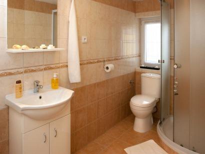 Penzion Oregano - koupelna