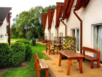 Holiday Village Tatralandia - chatka A