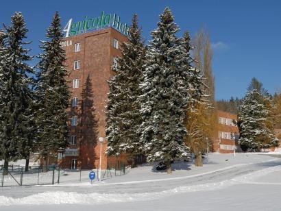 Hotel - zimním období