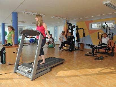 Lázně Hotel Vráž - fitness