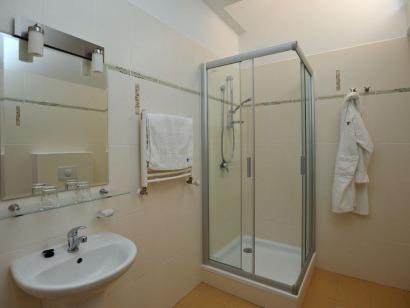 Lázně Hotel Vráž - koupelna