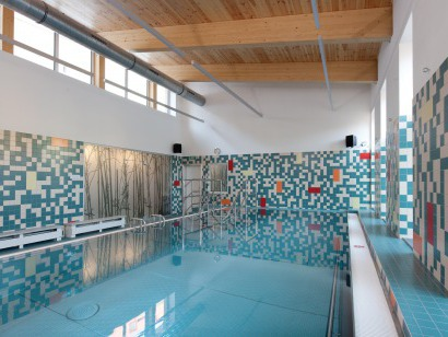 Spa & Kur Hotel Praha - bazén
