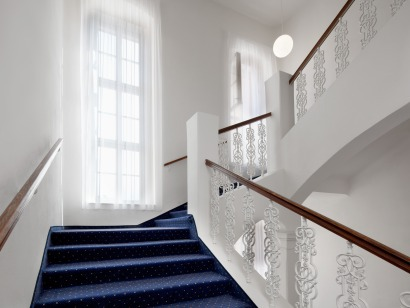 Spa & Kur Hotel Praha - chodba