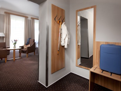 Spa & Kur Hotel Praha - pokoj