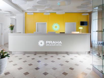 Spa & Kur Hotel Praha - recepce