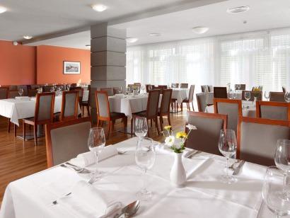 Spa & Kur Hotel Praha - restaurace