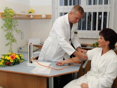 Vstupní lékařské vyšetření