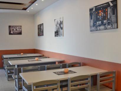 Lázně Jupiter Bechyně - restaurace hotelu Drak