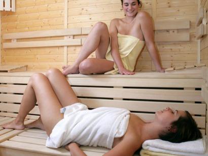 Lázně Aurora - sauna
