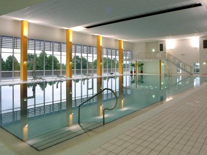 Lázně Aurora - bazén