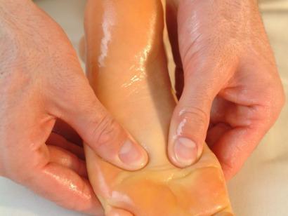 Masaž - reflexní body