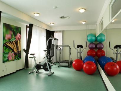 Fitnes zóna