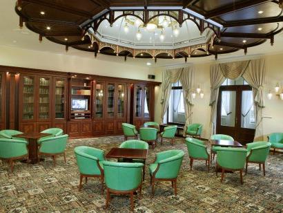 Hotelový salónek