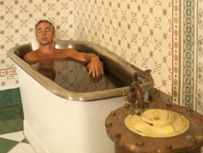 Léčebné koupele