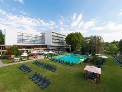 Hotel - letní období