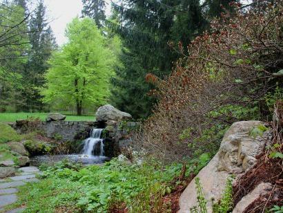 Okolí Karlovy Studánky