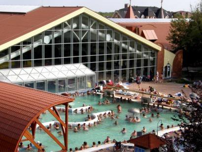 Thermal park Velký Meder